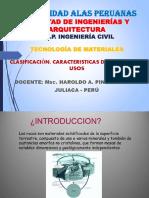 Diaposit. Caracteristicas de Las Rocas 2