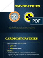 Kardiomyopathies and Myoarditis- Edited