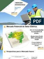 7 - Potencial de Mercado Do Sistema Solar Fotovoltaico