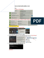 how to check ADB enable or not.pdf