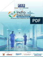 Brochure-India Hospital Summit2016