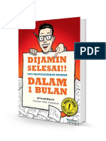 DIJAMIN SELESAI Dalam 1 Bulan.pdf