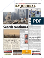 San Mateo Daily Journal 11-15-18 Edition