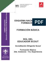 Rol Del Educador Scout - FB