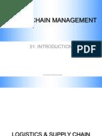 SCM01 Introduction to SCM