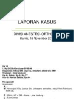 Laporan Kasus Ortho, 15-11-18