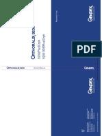 Gendex 9200 Film+9200 DDE Service Manual EN