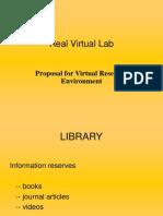 (Monika Kirshan) Real Virtual Library