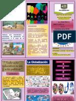 Triptico Uss de Las Politicas Uss PDF