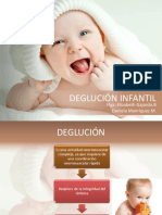 Deglución Infantil Clase