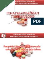 CPD Penatalaksanaan Tuberkulosis