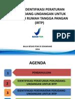 1. Peraturan Perundang-Undangan Untuk IRTP-fin