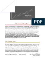 Trends and Trendlines Guide Handout PDF