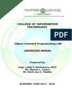 Cover Manual
