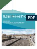 CWEA Nutrient Removal 7.17.14