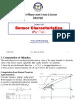 Sensor Lect3