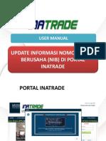 User Manual Nib