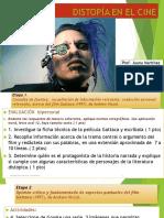 Distopía en El Cine. Prof. Jmmg Pptx