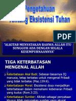 PERTEMUAN-2 TUHAN