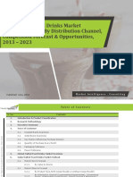India Malted Food Drinks Market Forecast and Opportunities, 2023-TechSci Research