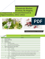 Global Cosmetic Chemicals Market Forecast and Opportunities, 2022_Brochure