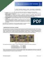 Manual de instalación RET Interno