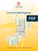 Communicable Diseases Manual