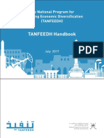 Tanfeedh Hand Book 2017english