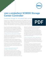 ESG Datasheet CompellentSC8000 Eng(1)