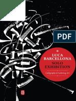 Luca Barcellona Katalog 2015