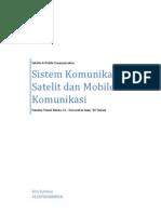 Satelit Dan Mobile Komunikasi