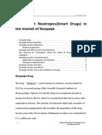 The 7 Best Nootropics(Smart Drugs) in the Market of Noopept