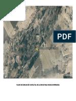 Plano de Ubicación Satelital de La Bocatoma Nueva Esperanza