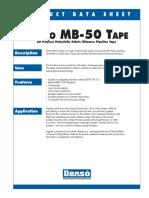 Denso MB 50 Tape