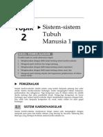 Topik 2 Sistem Kardiovaskular Respiratori Dan Saraf