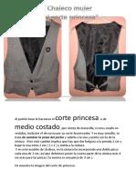 Corte Princesa Chale Co