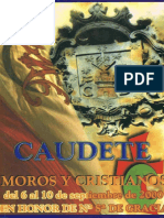 Programa de Fiestas de 2000