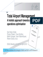 TOTAL AIRPORT MANAGEMENT