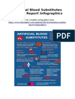 Artificial Blood Substitutes Infographics