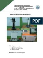 Guias de Laboratorios Hidraulica i 2018 Completa-1