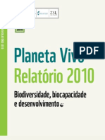 Relatório Planeta Vivo 2010 (WWF - Global Footprint Network)