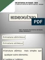 Aula1Hidrogenio(Ok)