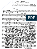Tallis Fantasia Violin 2