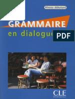 grammaire en dialogues niveau debutant.pdf