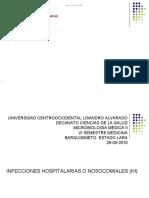 Infección nosocomial 2