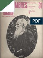 031 Los Hombres de la Historia Tolstoi M Luporini CEAL 1968.pdf