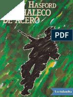 CHALECO DE ACERO. HASFORD
