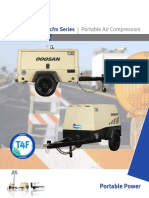 Air Compressors 185 Series