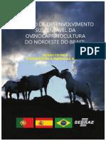 Projeto de Desenvolvimento Sustentxvel Da Ovnocaprinocultura Do Nordeste Do Brasil