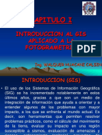 Capitulo i Introduccion Al Gis